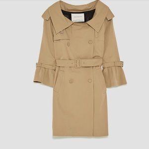 NWT Zara trench coat